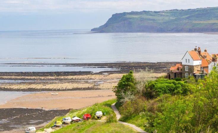 12 Pantai Eksotis di Inggris Yang Harus Anda Kunjungi