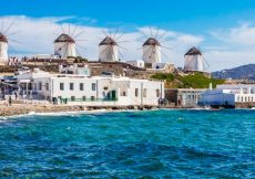 10 Tempat Wisata di Yunani Wajib Anda Kunjungi