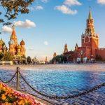 Spot Pemandangan Moskow
