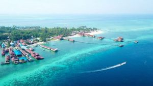 7 Wisata Pantai Eksotis di Kalimantan
